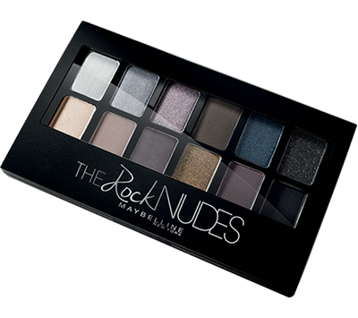 The Rock Nudes Pallete